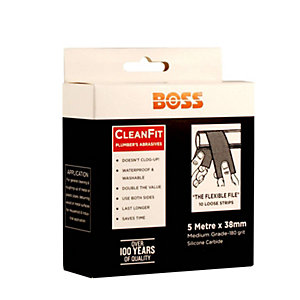 Boss™ SEL0001B Cleanfit 5m Roll (Med)