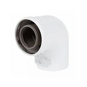 Baxi 5111075 Flue Bends 90 Degree