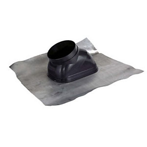 Baxi Multifit Pitched Roof Boiler Flue Flashing 5122151