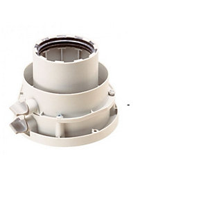 Worcester Bosch Greenstar Vertical Flue Adaptor 125mm 7719002433