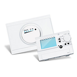 Ideal RF Wireless Digital Programmable Room Thermostat 204789