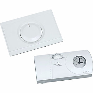 Ideal RF Wireless Mechanical Programmable Room Thermostat 204824