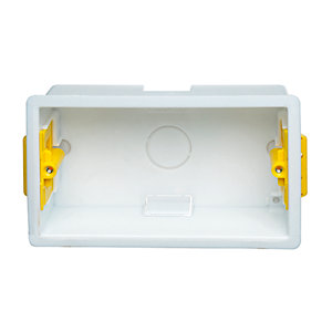 Appleby SB631 2 Gang 47mm Dry Lining Box