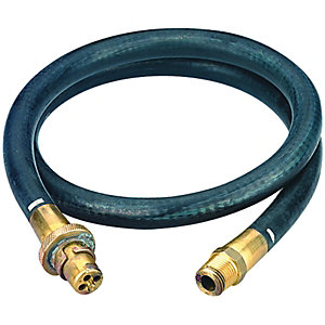 1/2 Inch Straight Bayonet Gas Cooker Hose 3ft THN130