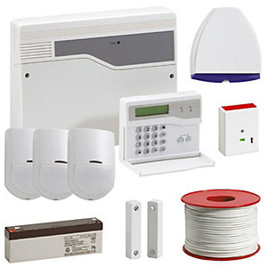 Honeywell 8EP407N Pet Tolerant Intruder Alarm Kit