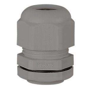 Stag SCG/M25g 25mm Grey Dome Top Gland  - Pack of 10