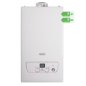 Baxi 600 30kW Boiler and Horizontal Flue Pack