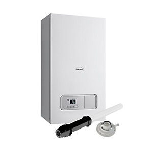 Glow-worm Ultimate 3 35kW Gas Combi Boiler ErP & Vertical Flue Pack