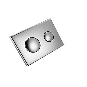 Armitage Cp Contemporary Flushplate with Armitage Logo S4397AA