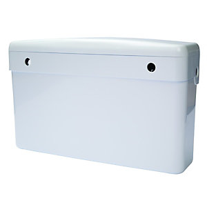 Dudley 315262 Slimline Low Level Cistern Side Entry