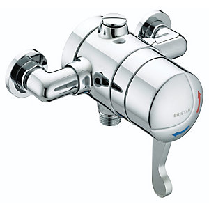 Gummers Sirrus OP TS1503 EL C Opac TS1503 Exposed Lever Chrome Shower Valve