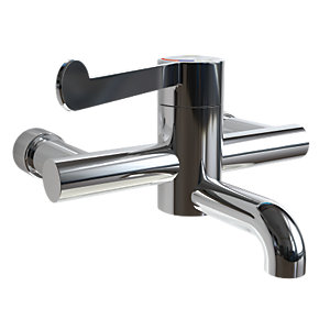 Mira 1.1704.001 Rada Safetherm Wall Mounted Health Care Mixer Tap