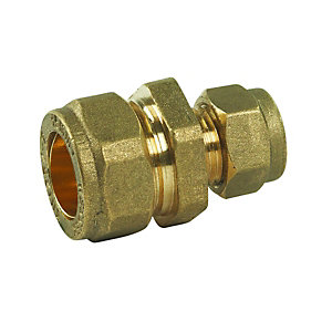 Straight Reducing Coupling 15 x 8 mm