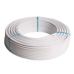 Pegler Yorkshire Tectite Pex Barrier Pipe Coil 15 mm x 25 m 60024