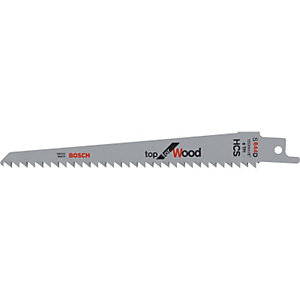 Bosch Topwood Unishank Saw Blades Pack 5