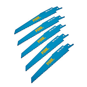 Punk 225mm Rescue Blades S1125VF (5 Pack)