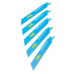 Punk Metal Cutting Jigsaw Blade S922AF - Pack of 5