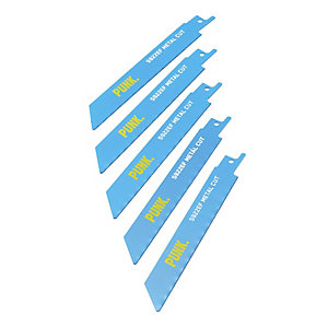 Punk Metal Cutting Jigsaw Blade S922EF - Pack of 5
