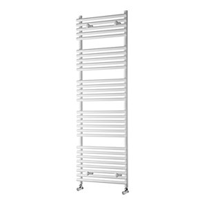 Towelrads Iridio White Towel Rail 1500mm x 500mm