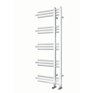 iflo Alayta Designer Towel Radiator Chrome 1200x500mm