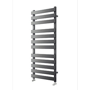 iflo Tanami Designer Towel Radiator Anthracite 1200x500mm