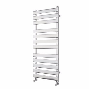 iflo Tanami Designer Towel Radiator Chrome 1200x500mm
