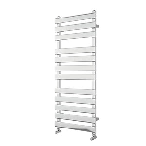 iflo Tanami Designer Towel Radiator Chrome 1500x500mm