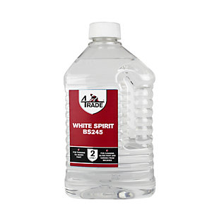 4TRADE White Spirit 2 Litre