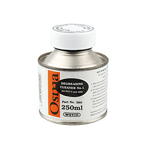 Osma Osmasoil 4S380 System Ancillaries Cleaner 250ml Can
