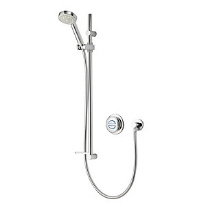 Aqualisa Quartz Thermostatic Digital Mixer Shower Pumped Gravity Fed (Concealed) QZD.A2.BV.14