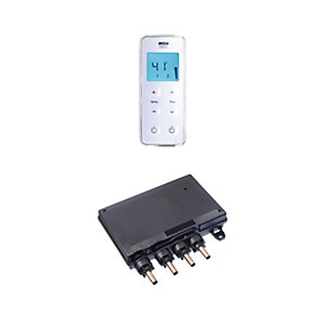 Mira Vision Dual Outlet Digital Valve & Remote Controller Only 1.1797.105