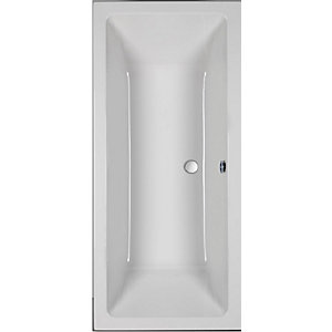Roca Z024719000 the Gap Bath Double Ended 1700 x 750mm