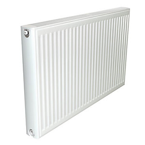 Stelrad Softline 600 mm x 1000 mm Double Panel Plus P+ Compact Radiator
