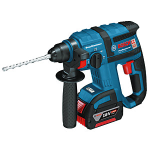 Bosch Gbh 18 V-ec SDS 3 Function Brushless Hammer Drill