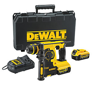DeWalt DCH253M2-GB 18V XR Heavy Duty 3 Mode Hammer Drill
