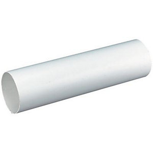 Manrose Round Ducting Pipe 100x350mm