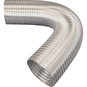 iflo Aluminium Flexible Ducting 100 x 1500mm