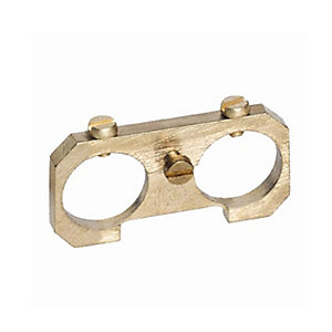 Wiska EC308 Brass Earthing Clamp Kit