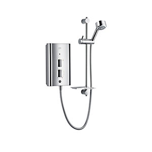 Mira Escape Thermostatic Electric Shower 9.8kW Chrome 1.1563.011