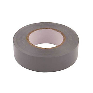 Unicrimp 1933gY 19mm x 33m Electricians Tape - Grey