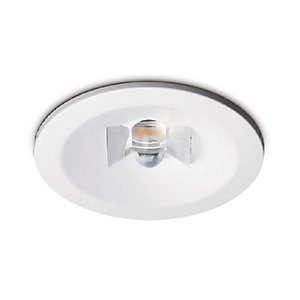 Kosnic EDWL03C20/COR 3W Non-maintained Corridor Emergency Downlight