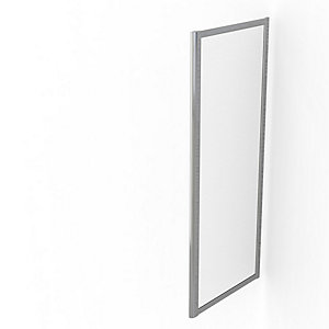 Kudos Original Shower Enclosure Side Panel 800 mm (Use With Bowed Doors) 3SPB80S