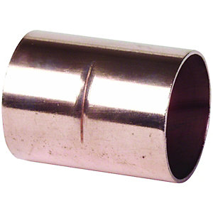 PlumbRight End Feed Straight Coupler 8mm