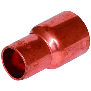 PlumbRight Fitting Reducer End Feed 22x15mm