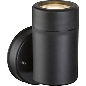 Globo 32005-1 Outdoor 5W IP44 Black Plastic Wall Light