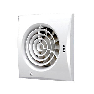 Hib 31500 Hush Timer Fan White