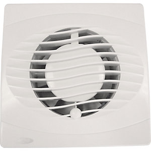 iflo Extractor Fan 100mm & Timer
