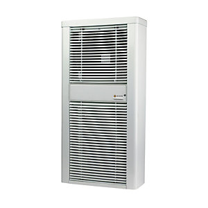 Myson Slim-Line RC Remote Thermostatic Controlled Fan Convector White