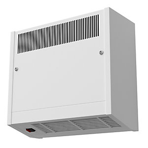 Smith's Caspian HL 60/03 High Level WaLL Mounted Fan Convector White
