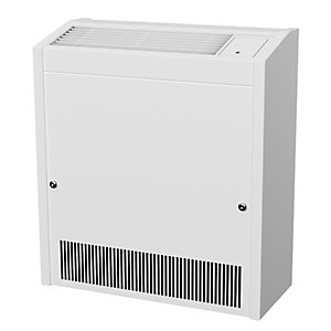 Smith's Caspian LL 60/04 Low Level WaLL Mounted Fan Convector White
